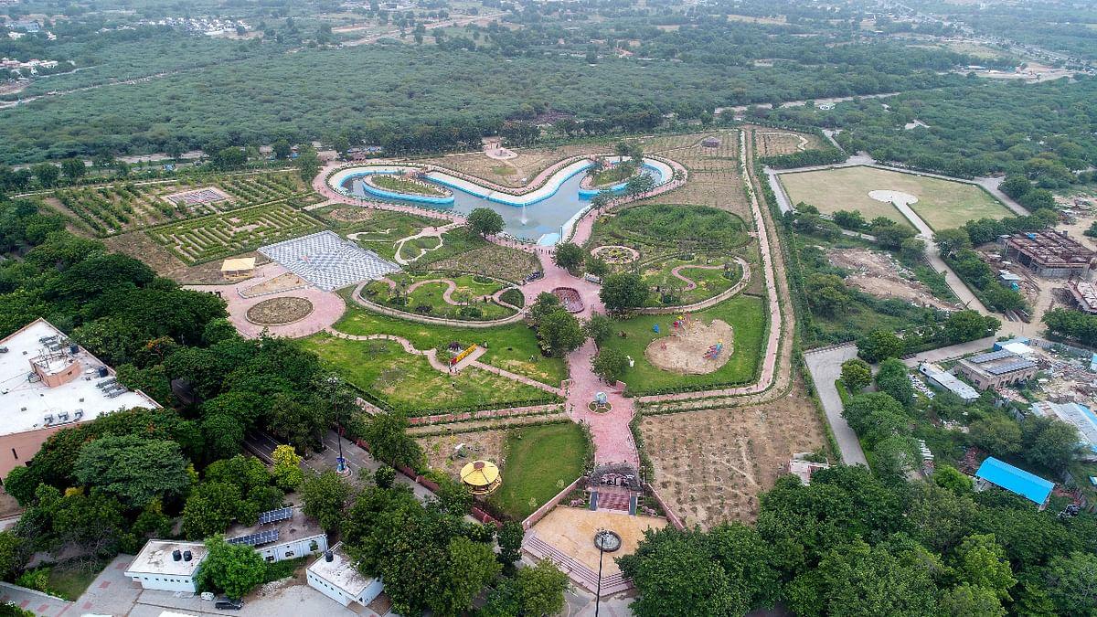 आपने अहमदाबाद के रोबोटिक गैलरी और नेचर पार्क की झलकियां देखी क्या? कल पीएम करेंगे उद्घाटन