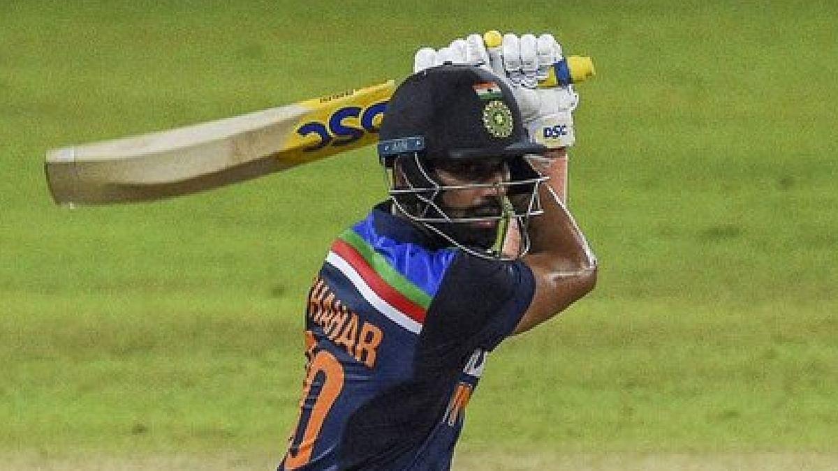 India Vs Sri Lanka : दीपक चाहर की विस्फोटक पारी, भारत ने श्रीलंका को 3 विकेट से रौंदा, सीरीज पर 2-0 से कब्जा