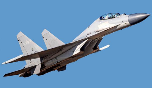 लद्दाख के पास एलएसी पर लड़ाकू विमान के संचालन को लेकर नया फाइटर जेट एयरबेस विकसित कर रहा चीन