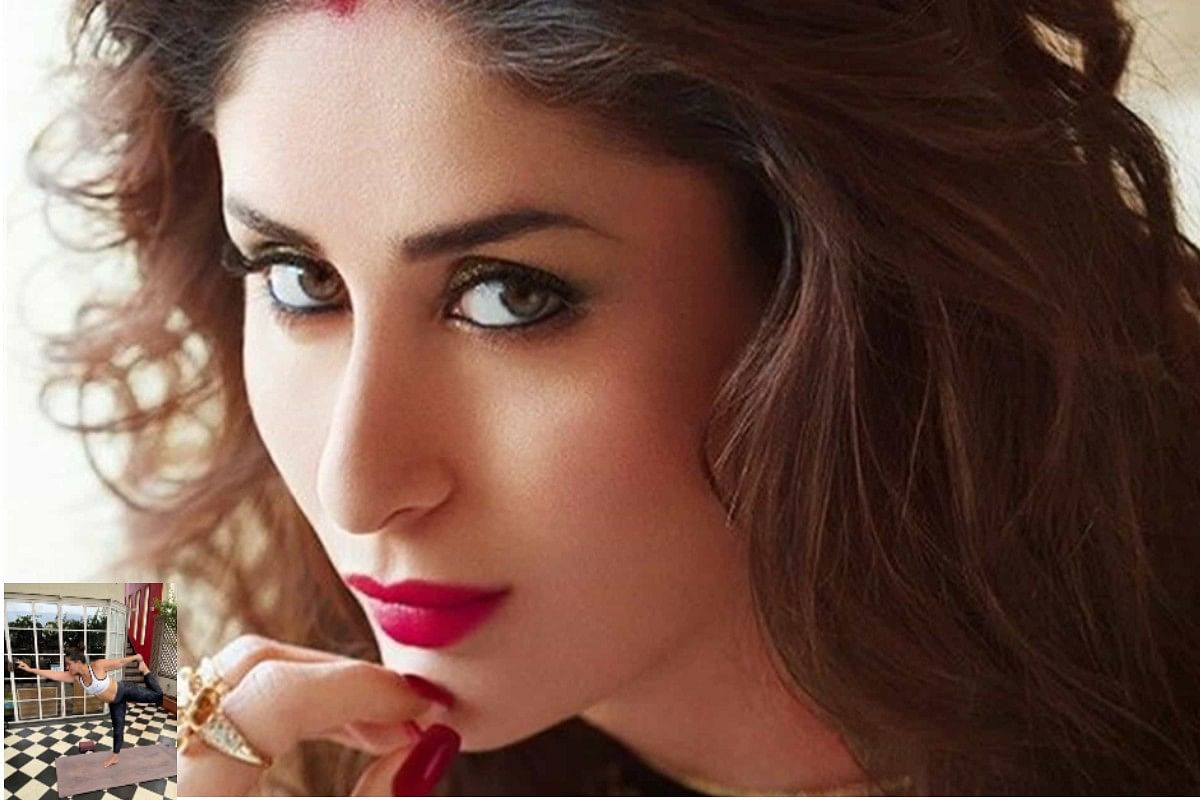 Kareena Kapoor Khan का योगा करते तसवीर हुई वायरल, क्या फिल्मों में वापसी की तैयारी में हैं एक्ट्रेस