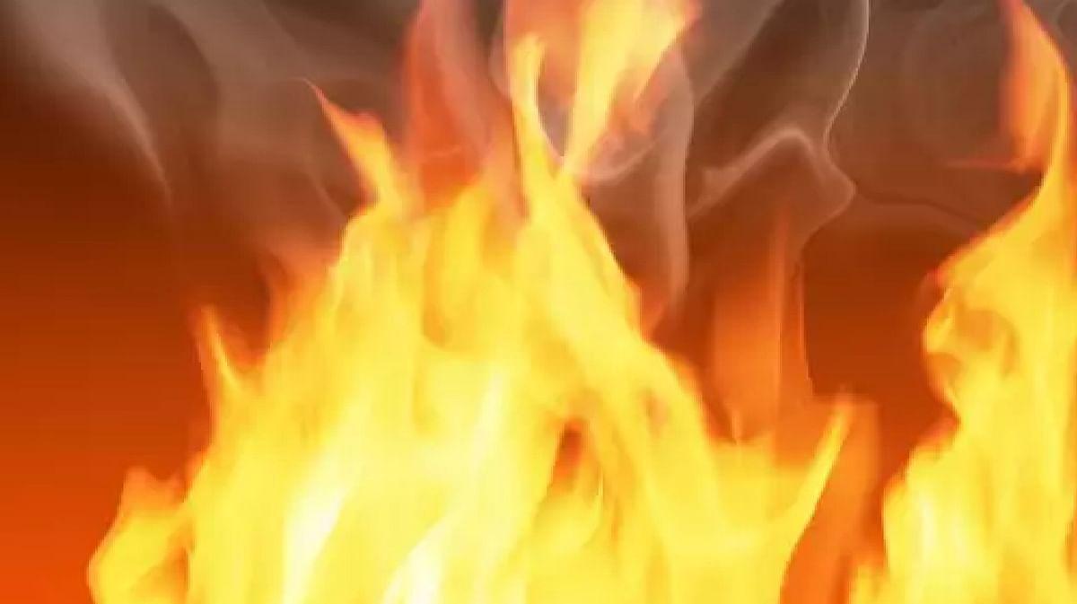 Rajasthan news : मकान में लगी आग परिवार के चार लोगों की जलकर मौत, पुलिस को मिले सिर्फ कंकाल