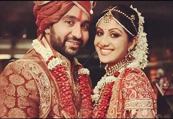 शिल्पा शेट्टी ने शादी में पहनी थी इतनी महंगी साड़ी, निहारते रह गये थे राज कुंद्रा