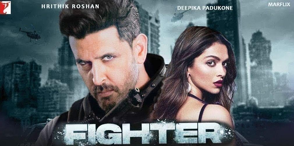 Hrithik Roshan और Deepika Padukone की  Fighter होगी भारत की पहली 'एरियल-एक्शन फ्रेंचाइजी', यहां पढ़ें डिटेल