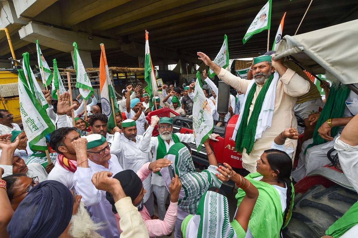जंतर-मंतर पर आज से किसानों की संसद, IB ने दी यह चेतावनी, दिल्ली पुलिस ने बढ़ाई सुरक्षा