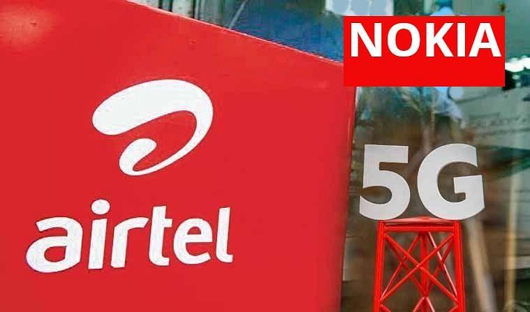 Airtel और Nokia ने 5G Trial में दर्ज की सबसे तेज स्पीड, पीछे छूटा JIO