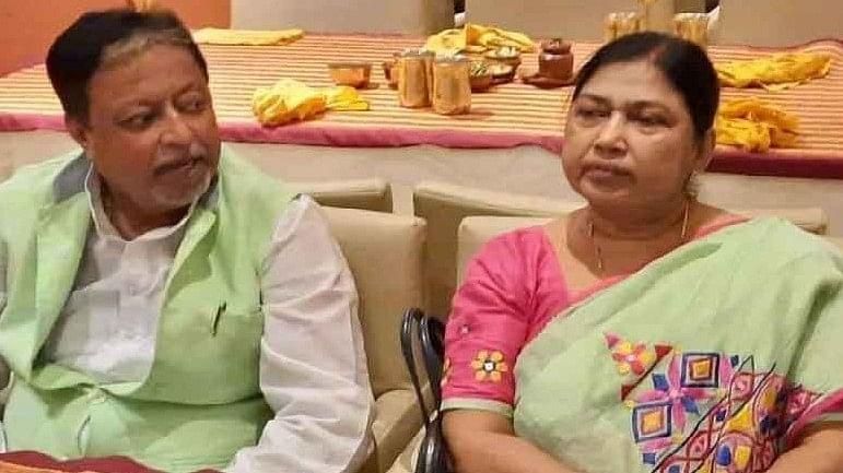 TMC के दिग्गज नेता मुकुल रॉय की पत्नी कृष्णा का निधन, कोरोना संक्रमण के बाद चेन्नई में चल रहा था इलाज