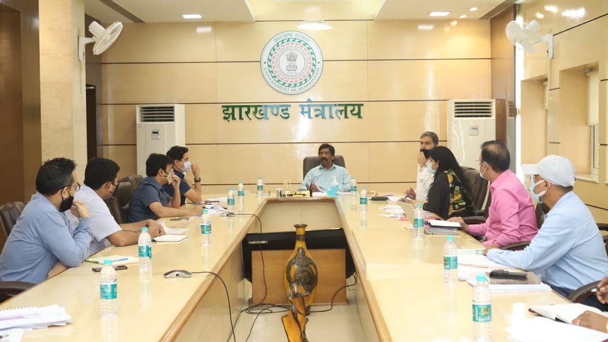 उद्योग विभाग की समीक्षा बैठक में CM हेमंत बोले- औद्योगिक विकास और निवेश को बढ़ावा देने को सरकार प्रयासरत