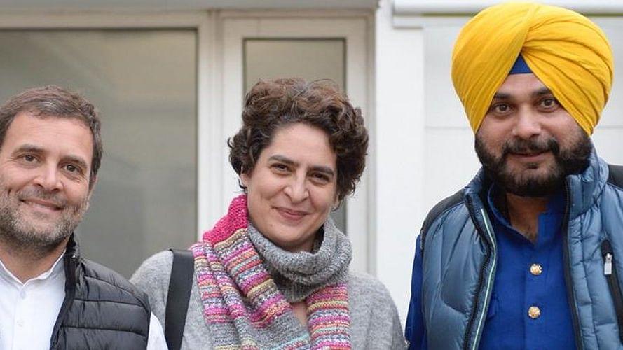 कैप्टन पर भारी पड़ गये नवजोत सिंह सिद्धू, सोनिया गांधी ने थमायी पंजाब कांग्रेस की कमान
