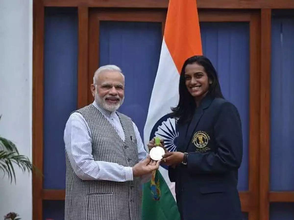 ओलंपिक से पहले पीवी सिंधु को छोड़नी पड़ी आइसक्रीम, PM मोदी बोले- सफलता के बाद मैं भी साथ में आइसक्रीम खाऊंगा