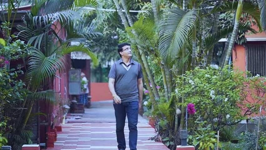 48 कमरों वाले आलीशान महल में रहते हैं गांगुली, ऐसी है प्रिंस ऑफ कोलकाता की लाइफस्टाइल