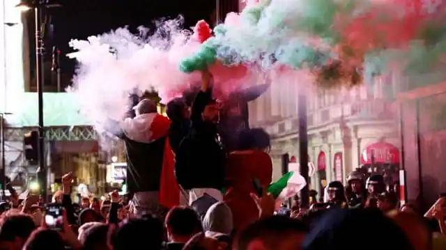 Euro 2020: यूरो चैंपियन बनने के बाद जश्न मनाने में इटली फैंस भूले सबकुछ, 1 की मौत, 15 घायल