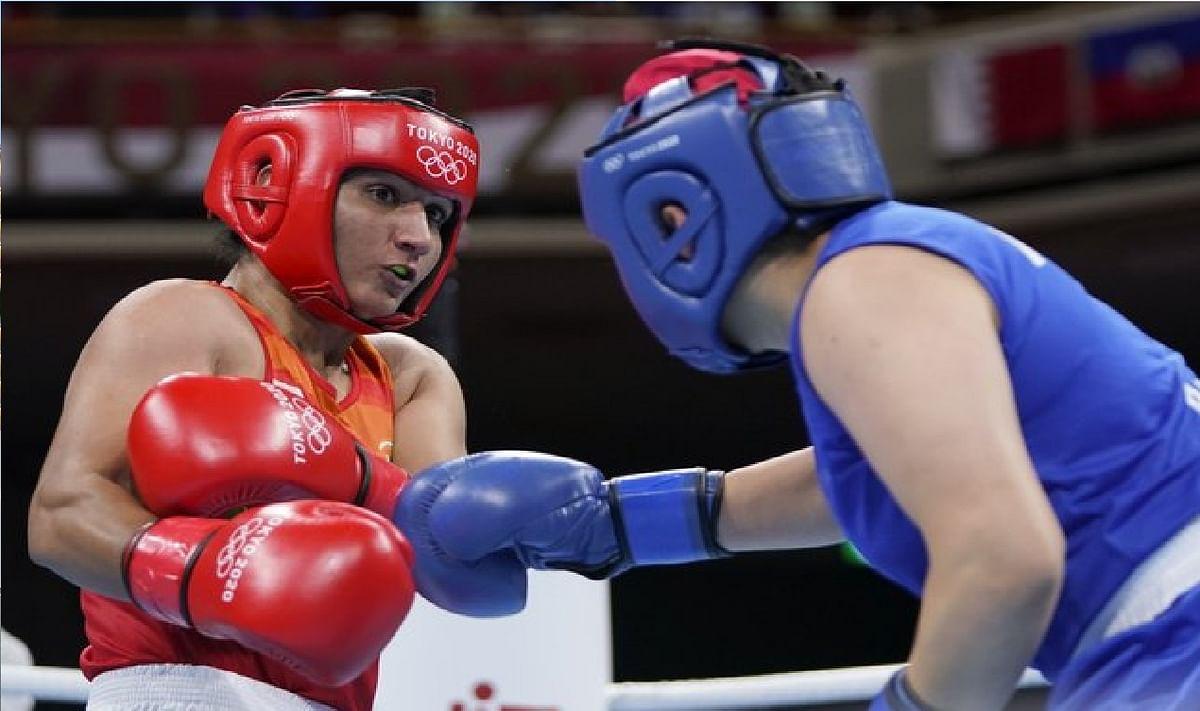 Tokyo Olympics 2020 : पूजा रानी पदक से एक कदम दूर, अल्जीरियाई बॉक्सर को हराकर पहुंची क्वार्टर फाइनल में
