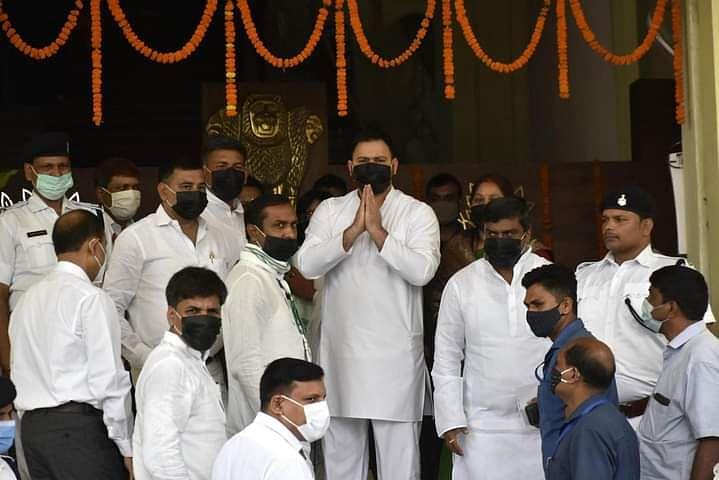 Bihar Vidhan Sabha: 'स्पीकर को कर लिया गया है हाईजैक, मानसून सत्र से विपक्ष का बायकॉट', तेजस्वी यादव का ऐलान