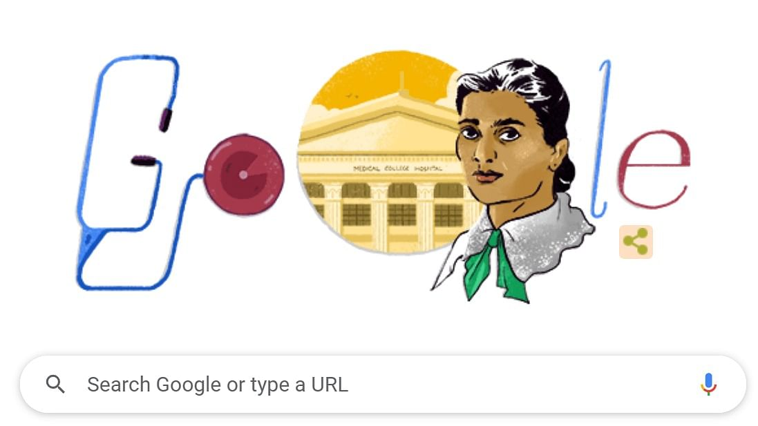 Kadambini Ganguly Google Doodle: भारत की पहली महिला डॉक्टर कादंबिनी गांगुली के सम्मान में गूगल ने बनाया डूडल