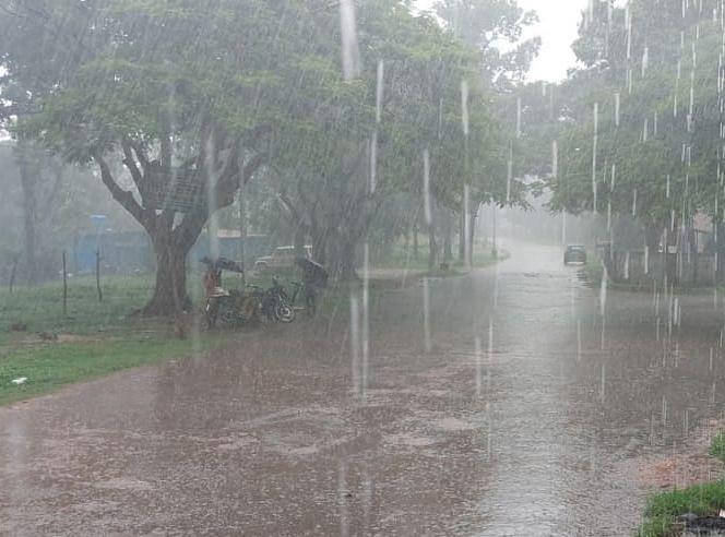 सावन की पहली सोमवारी को रांची में झमाझम बारिश, इन जिलों में बारिश के आसार, वज्रपात की भी आशंका