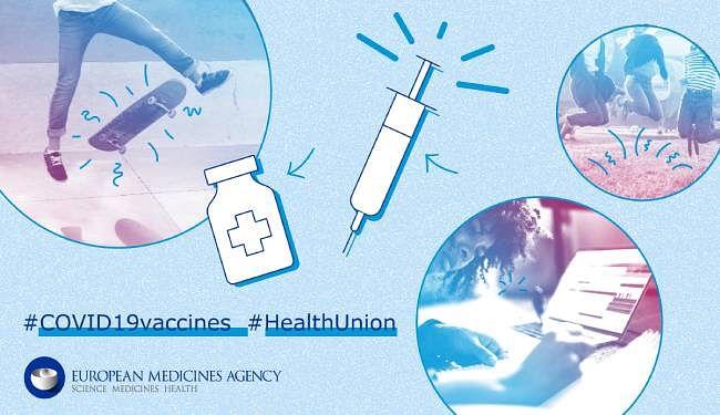 यूरोपीय संघ के नियामक ने 12 से 17 वर्ष की आयु के बच्चों के लिए मॉडर्ना के वैक्सीन को दी मंजूरी