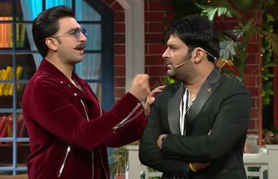 Kapil Sharma Show : जब इस वजह से कपिल शर्मा ने रणवीर सिंह के सामने दीपिका पादुकोण को बताया था अपनी बहन,VIDEO