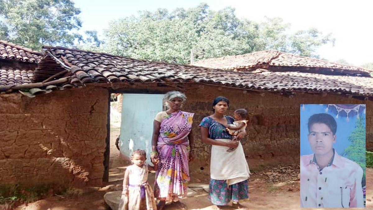 मजदूरी करने गये गुमला के युवक की गोवा में मौत, विमान से शव पहुंचा रांची