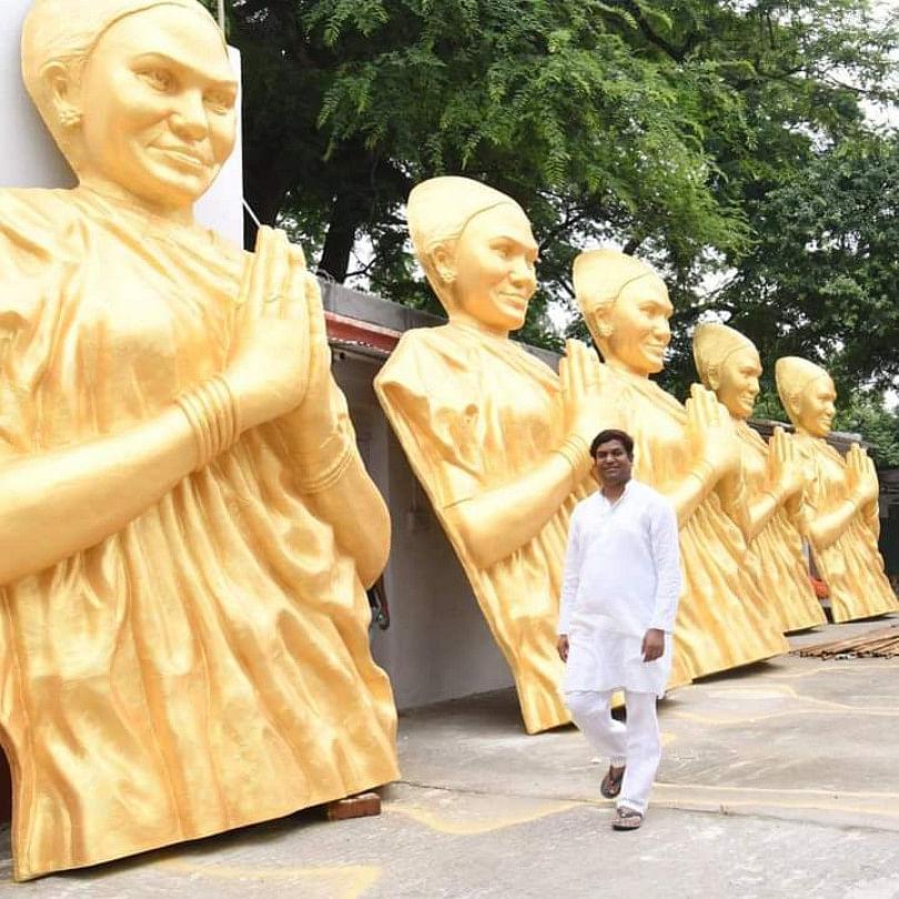 VIP के यूपी मिशन में फंसा पेंच? वाराणसी पहुंचे बिहार सरकार के मंत्री मुकेश सहनी को पुलिस ने किया नजरबंद