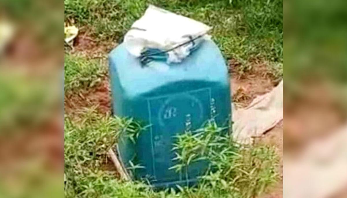 बीरभूम में फिर बम से भरा डिब्बा मिलने से इलाके में दहशत, दो गिरफ्तार