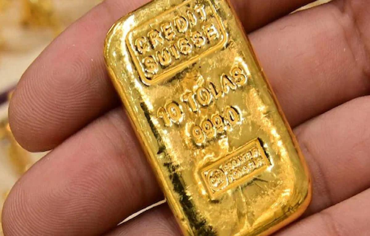 Gold Price Today :  सोने की चमक बरकरार, जानें आज क्या है सोना- चांदी का भाव