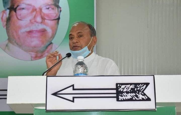 JDU में लागू होगा वन पोस्ट-वन पर्सन का फॉर्मूला? RCP Singh दे सकते हैं राष्ट्रीय अध्यक्ष पद से इस्तीफा