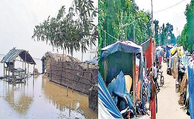 Bihar Flood: पेड़ पर चढ़कर शौच करने को मजबूर बिहार के बाढ़ पीड़ित, लाचार होकर जी रहे शर्मिंदगी भरी जिंदगी