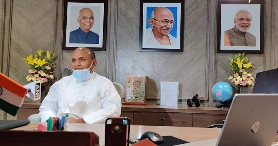 RCP Singh के मोदी कैबिनेट में मंत्री बनने पर नीतीश कुमार ने नहीं दी बधाई! RJD ने उठाया सवाल