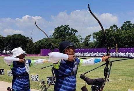 Tokyo Olympics 2020 : दिग्गज तीरंदाज दीपिका कुमारी पहुंचीं टोक्यो, अतनु दास के साथ अभ्यास में जुटीं