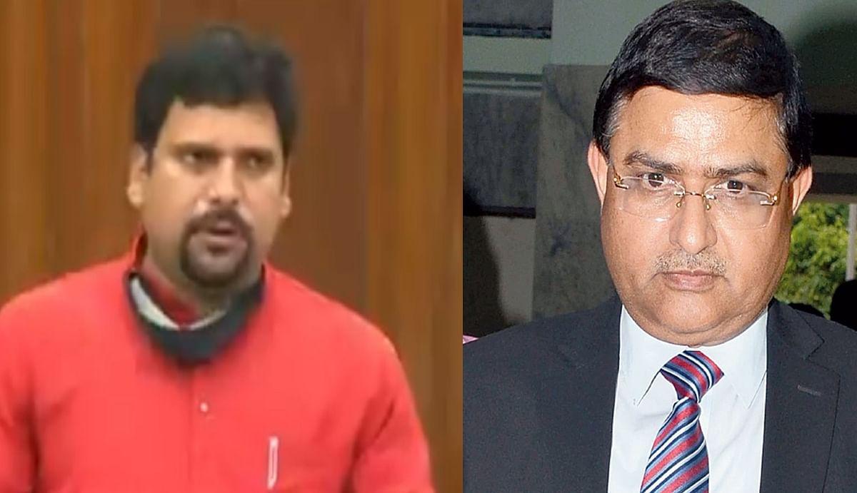 राकेश अस्थाना के खिलाफ दिल्ली विधानसभा में प्रस्ताव पारित, 'आप' ने गलत तरीके से नियुक्ति का लगाया आरोप