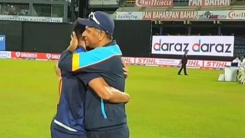 द्रविड़ ने दीपक चाहर को पिच पर भेजा था सीक्रेट मैसेज, जीत के बाद लगाया गले, खिलाड़ी ने खुद किया खुलासा