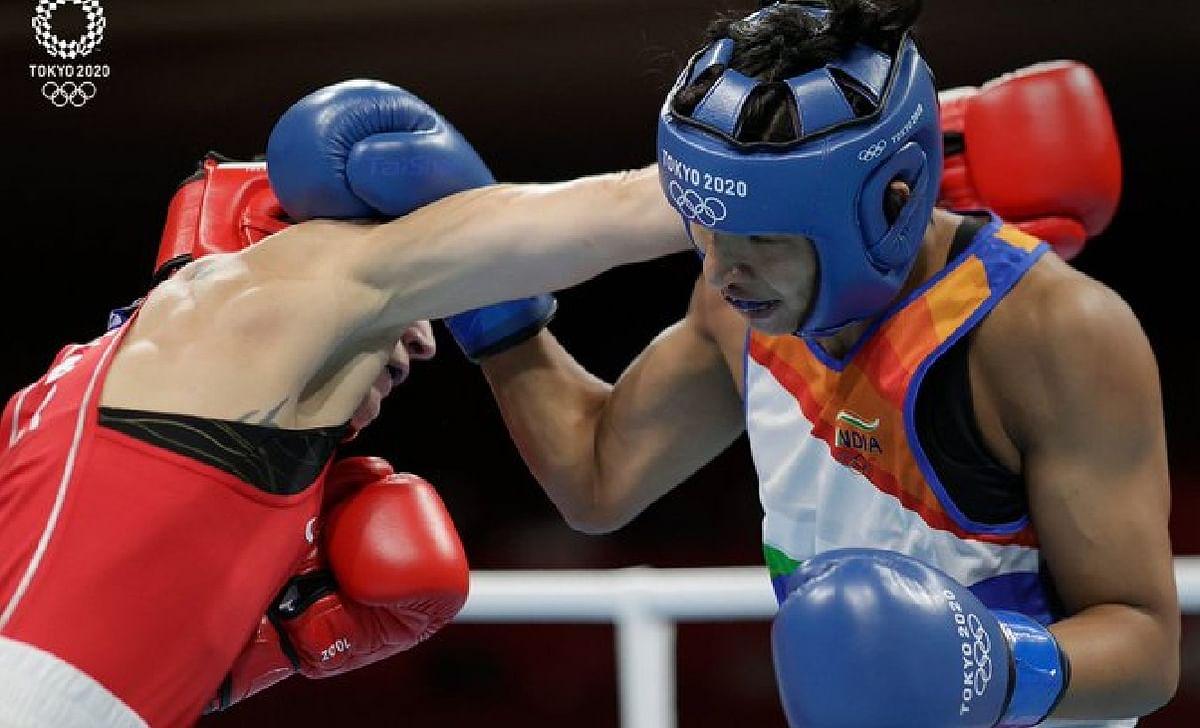 Tokyo Olympics 2020 : बॉक्सिंग में लवलीना मेडल से केवल एक जीत दूर, 30 को चेन से होगी भिड़ंत