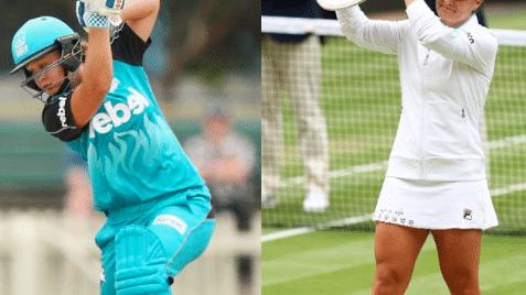 पहले क्रिकेट का थामा दामन अब टेनिस में मचा रहीं धमाल, Wimbledon 2021 जीत रचा इतिहास