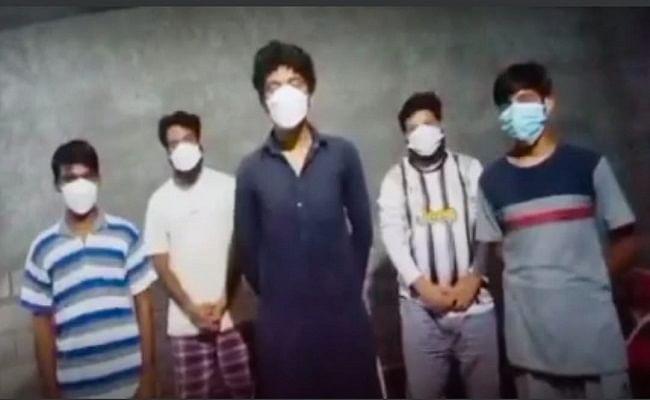 बिहार के प्रणव समेत 5 युवक नौकरी के चक्कर में इरान में फंसे, जेल से निकलने के बाद पीएम मोदी से मांग रहे मदद