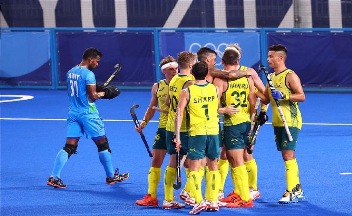 Tokyo Olympics 2020 : हॉकी में ऑस्ट्रेलिया ने भारत को 7-1 से हराया, इस वजह से हारी टीम इंडिया