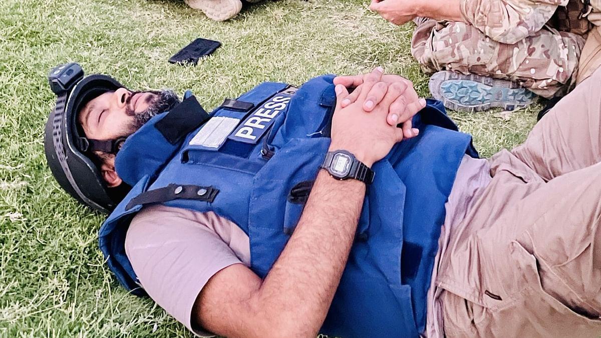 अफगानिस्तान-तालिबान संघर्ष की कवरेज कर रहे भारतीय पत्रकार दानिश सिद्दीकी की हत्या