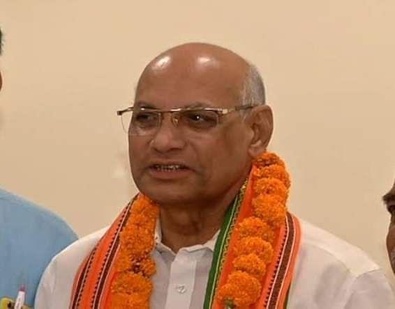झारखंड के नये राज्यपाल रमेश बैस 14 जुलाई को लेंगे शपथ, आज राज्यपाल द्रौपदी मुर्मू से मिले सीएम हेमंत सोरेन