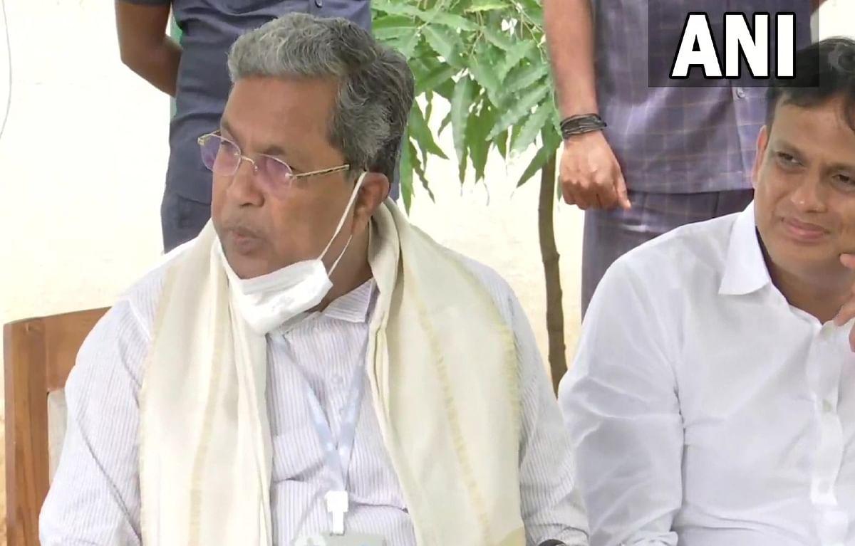 कर्नाटक में हारेगी भाजपा, पीएम मोदी जानते थे येदियुरप्पा के रहते नहीं जीत पायेंगे चुनाव: सिद्धारमैया