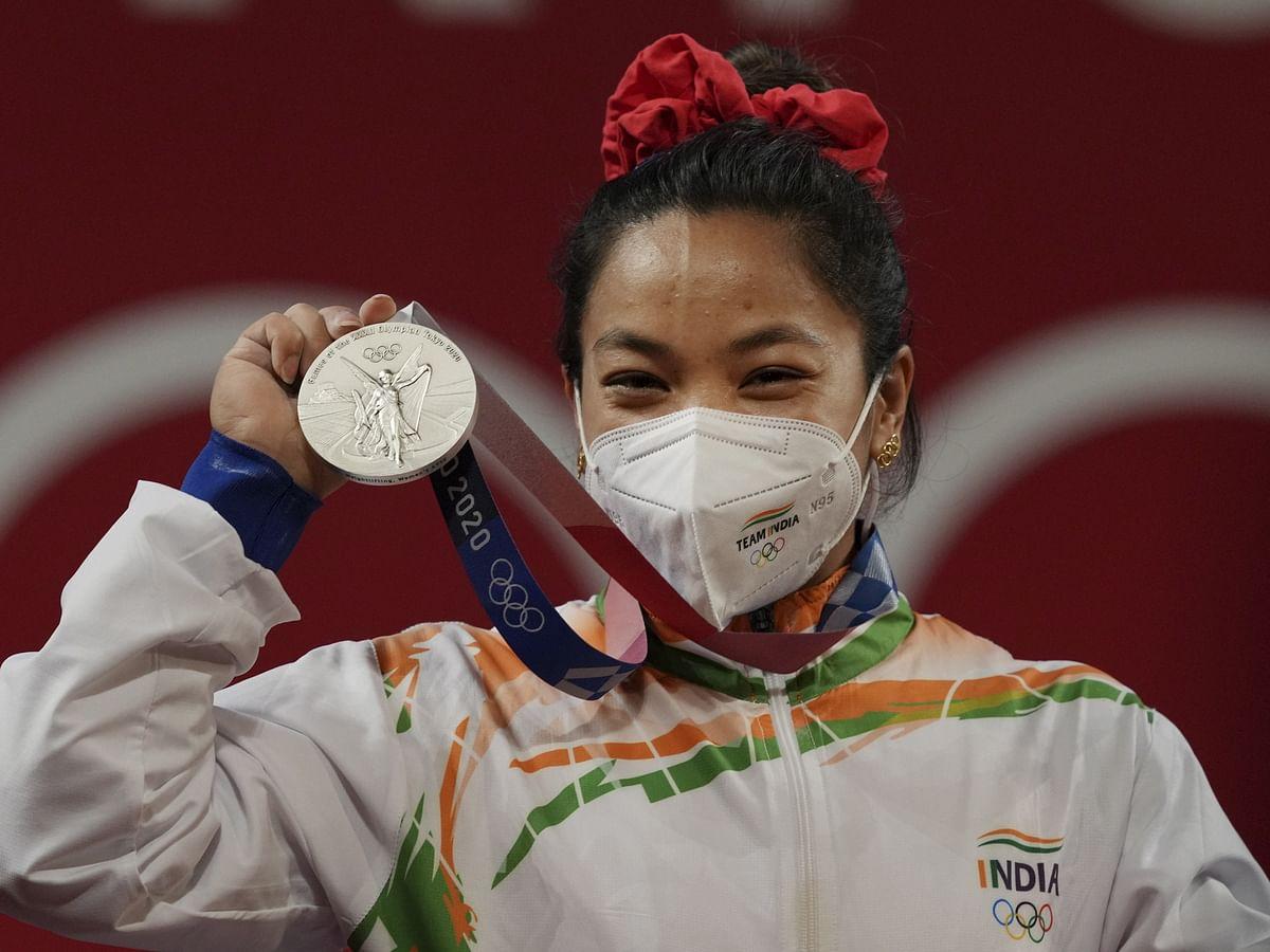 ओलिंपिक सिल्वर गर्ल मीराबाई चानू के घर आते ही पूरी हुई इच्छा, पदक जीतने के बाद मिला ये खास इनाम