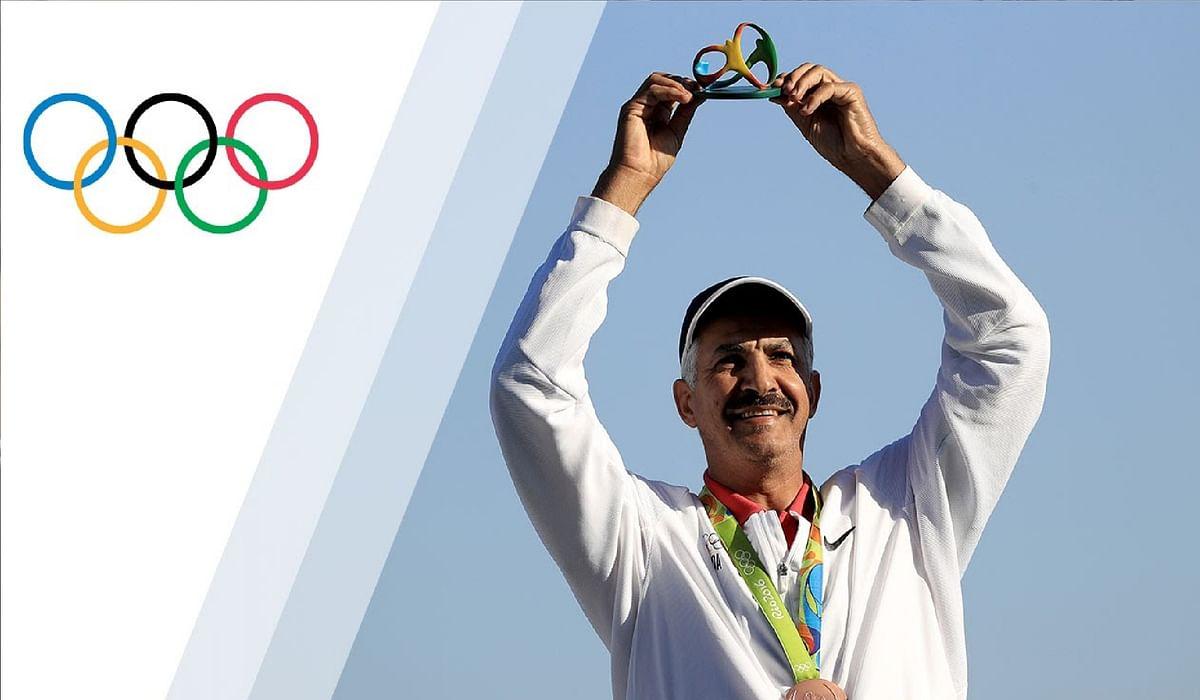 Tokyo Olympics 2020 : 58 साल के बुजुर्ग ने ओलंपिक में जीता मेडल, 2024 में गोल्ड जीतने की कर दी घोषणा