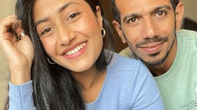 Yuzvendra Chahal के बर्थडे पर धनश्री ने शेयर किया रोमांटिक फोटो, सोशल मीडिया पर कह दी अपनी दिल की बात