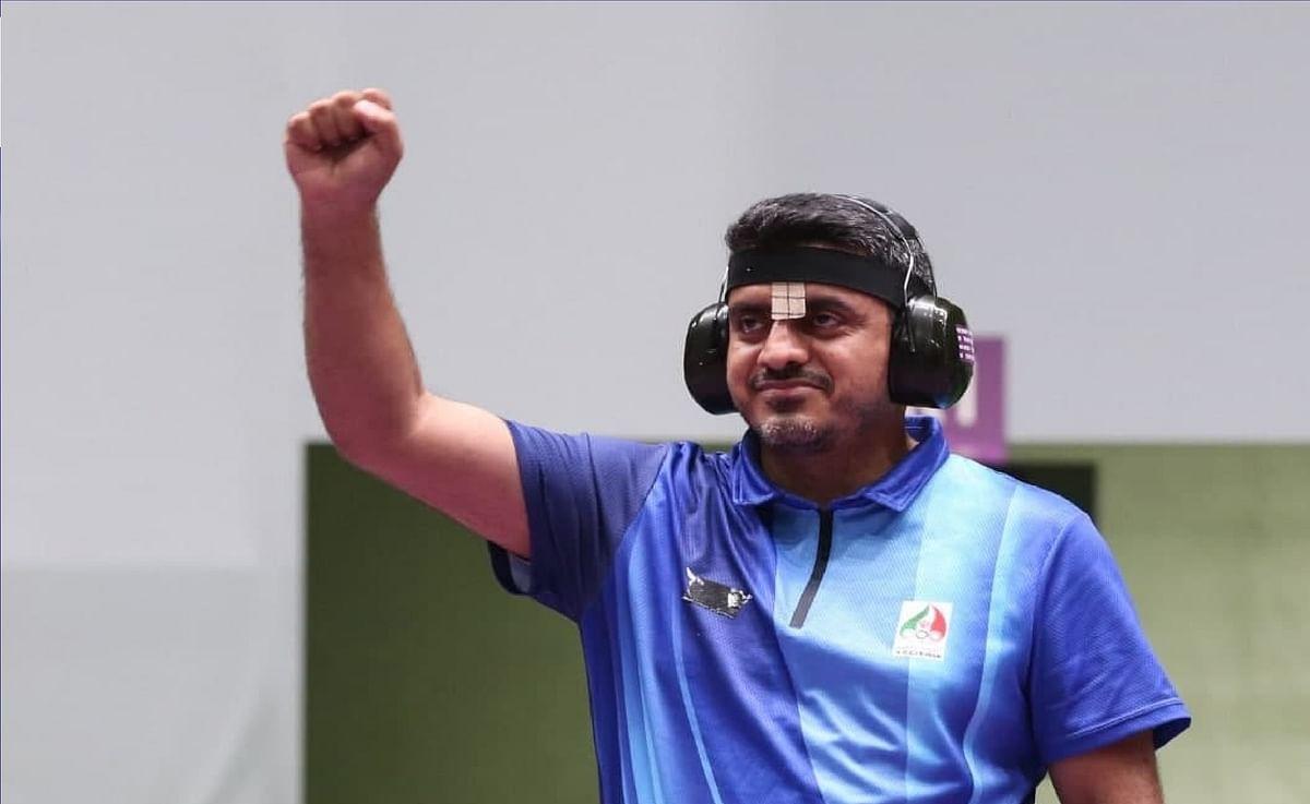 Tokyo Olympics 2020 : ओलंपिक तैयारी छोड़कर कोरोना काल में लोगों की जान बचाने वाले शूटर ने जीता गोल्ड