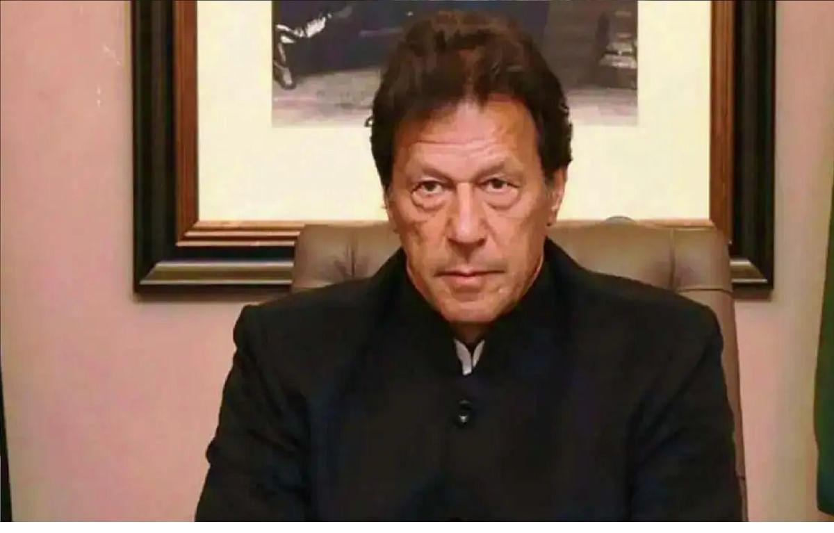 इमरान खान ने कहा - अमेरिका की वजह से अफगानिस्तान में बिगड़े हालात, तालिबान आम नागरिक