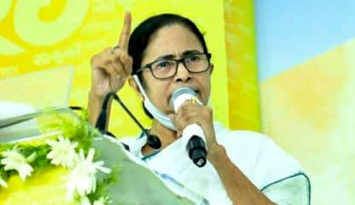 बंगाल की मुख्यमंत्री और तृणमूल सुप्रीमो ममता बनर्जी लड़ेंगी राज्यसभा चुनाव!