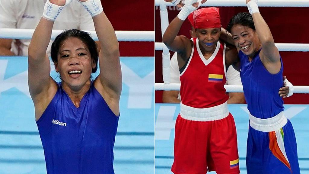Tokyo Olympics: मैच से पहले अपना ड्रेस बदलने पर हैरान हैं मैरीकॉम, खेल मंत्री अनुराग ठाकुर से पूछा बड़ा सवाल