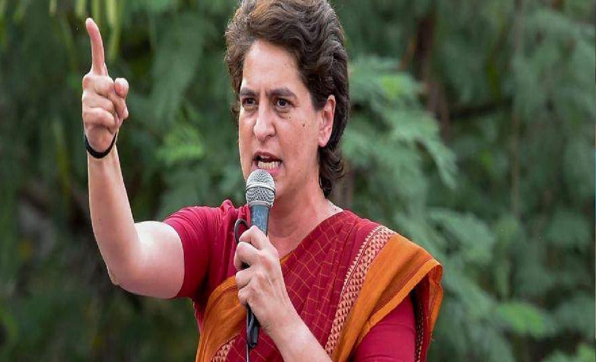 चुनाव में हिंसा की शिकार अनिता यादव से मिलेंगी प्रियंका गांधी, यूपी दौरे पर साधा योगी सरकार पर निशाना