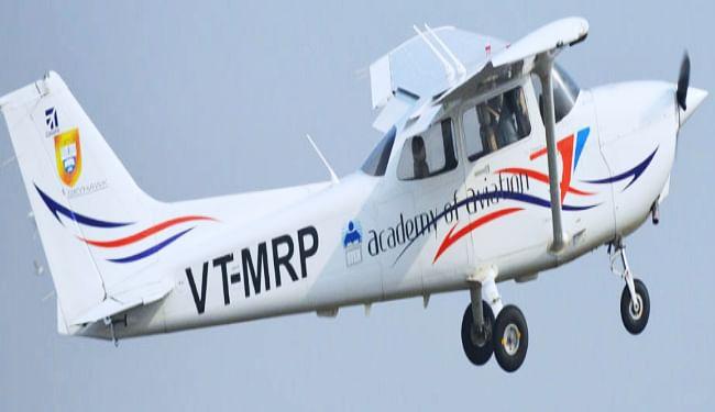 महाराष्ट्र के NMIMS एकेडमी ऑफ एविएशन का विमान दुर्घटनाग्रस्त, प्रशिक्षक की मौत पर केंद्रीय मंत्री ने जताया शोक