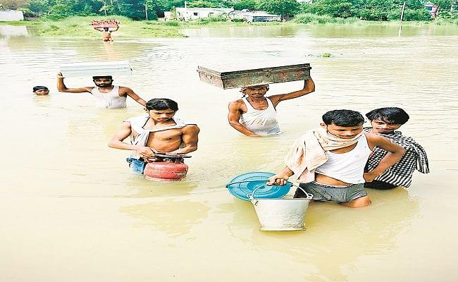 क्लाइमेंट चेंज की चुनौती : बिहार में पहचाने जा रहे जीवन के लिहाज से असुरक्षित जिले