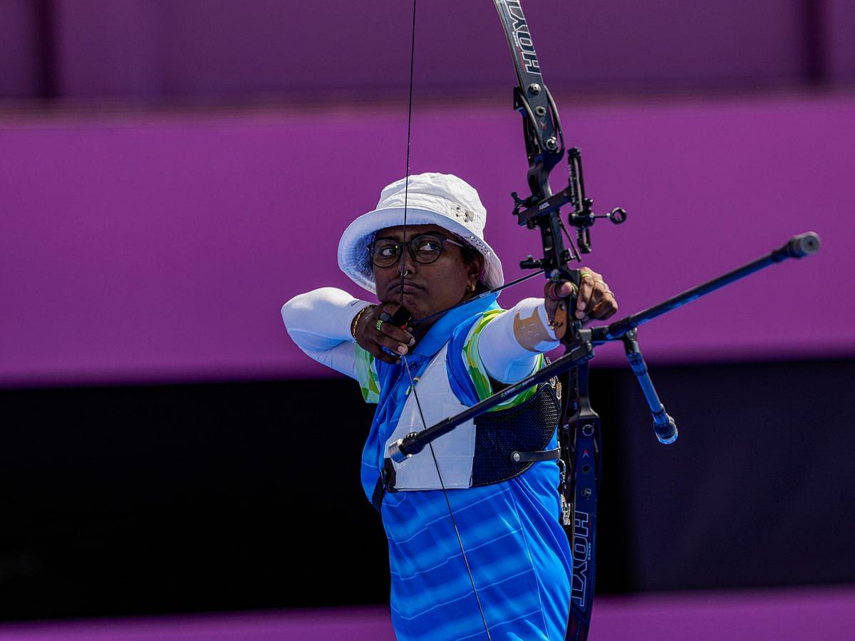Tokyo Olympics 2020 : झारखंड की दीपिका कुमारी मेडल से एक जीत दूर, अमेरिकी आर्चर को 6-4 से हराया