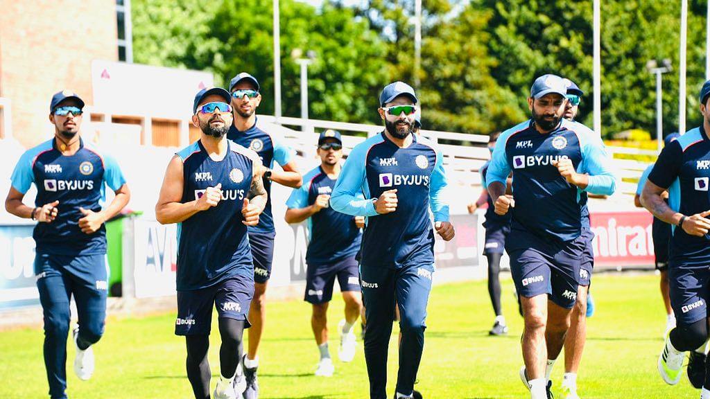 कोरोना के साये से निकल टीम इंडिया के शुरू की प्रैक्टिस, लंबी छुट्टियों के बाद खूब बहाया पसीना, देखें तसवीरें